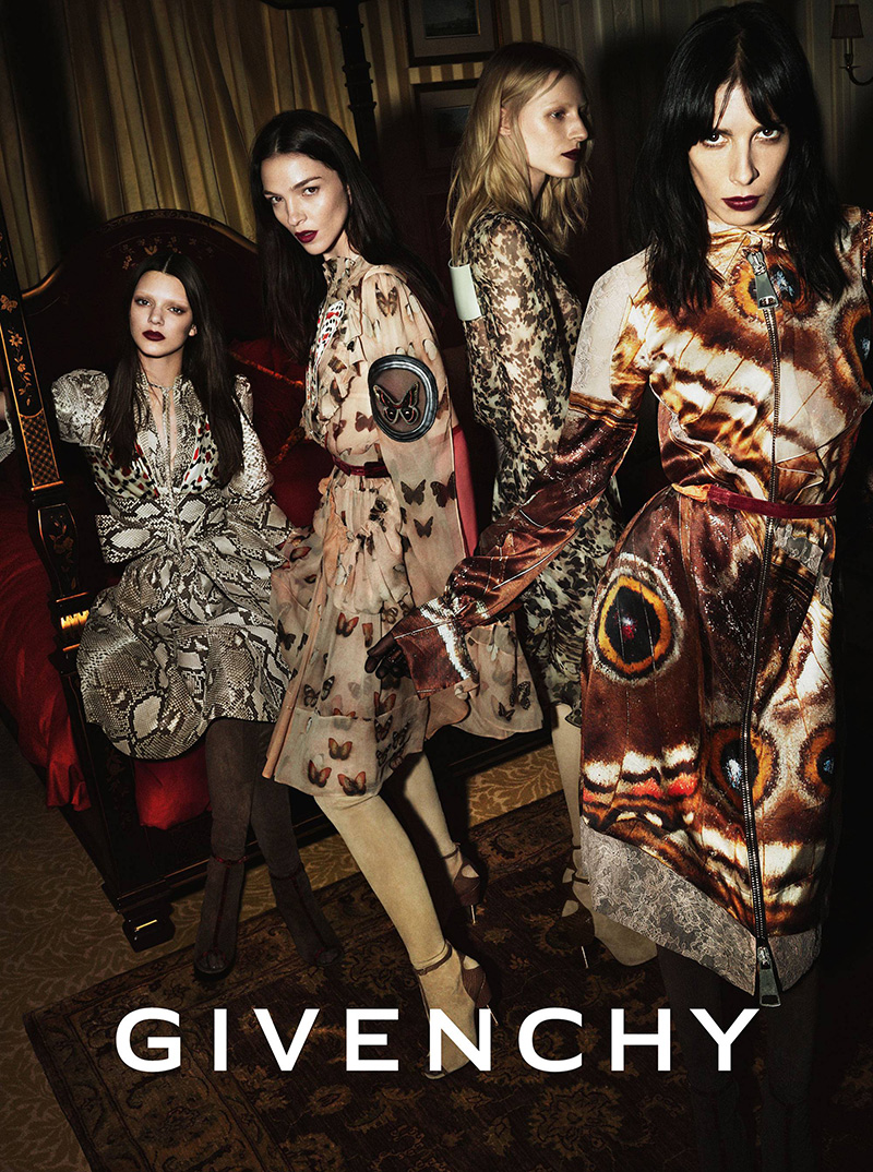 Givenchy-FW14-Campaign-Update